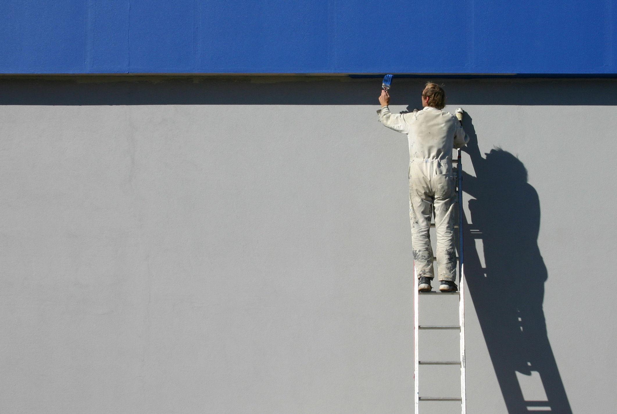 Revestimiento de fachadas: Servicios de Pintura Decoració Quim