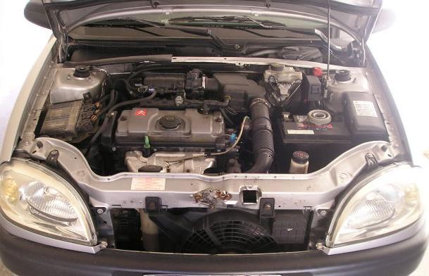 Mecánica de coche