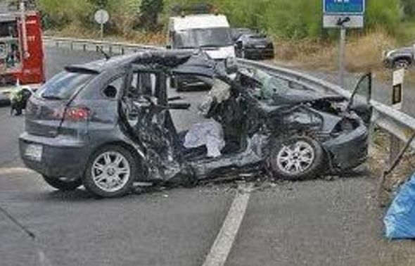 accidentes tráfico
