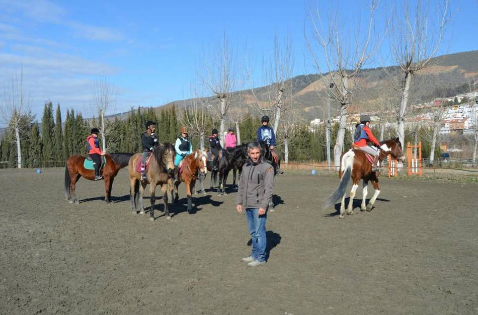 Foto 60 de Hípica y equitación en Cenes de la Vega | Club Hípico de Cenes