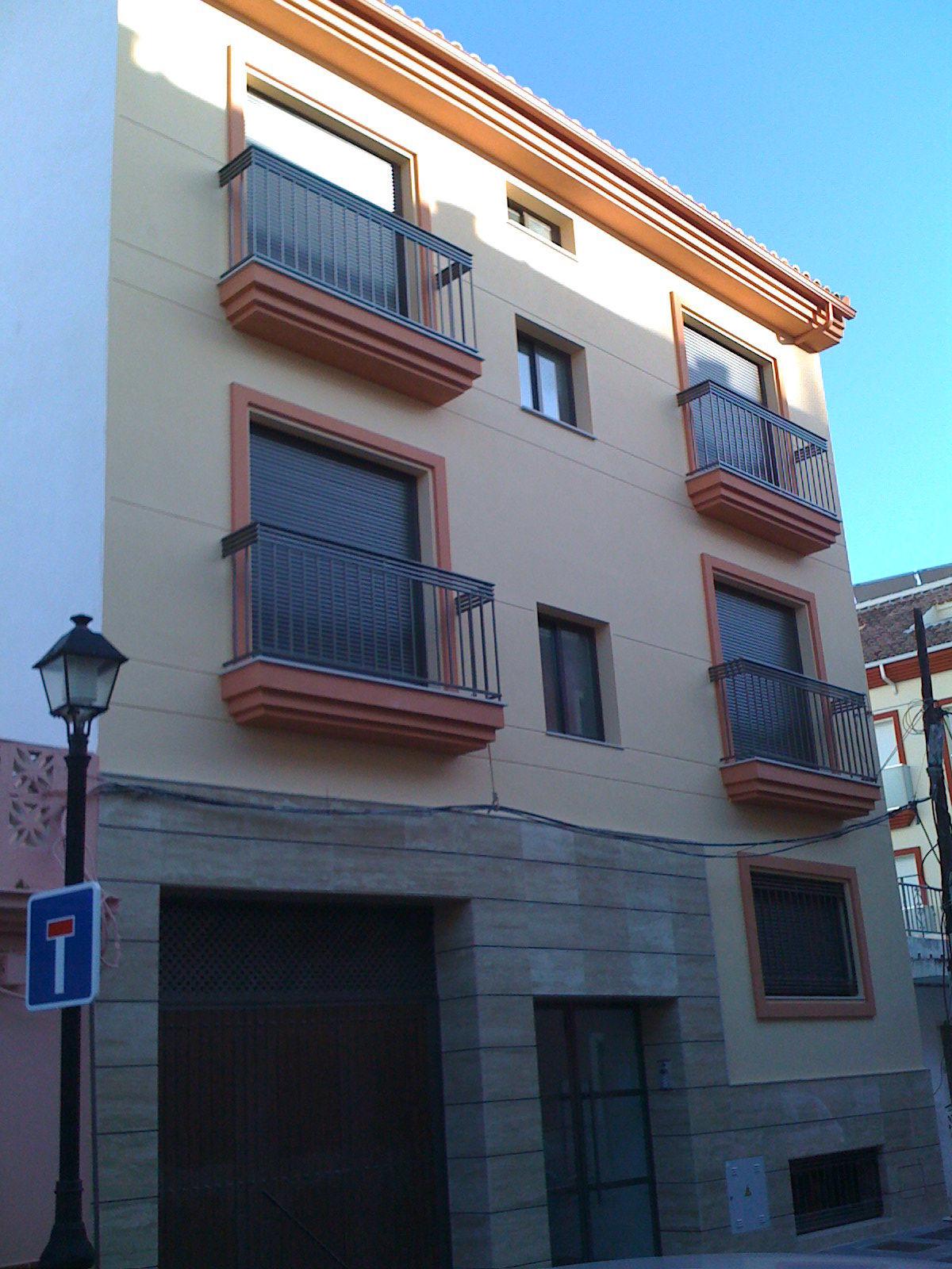 Edificio de 8 Viviendas