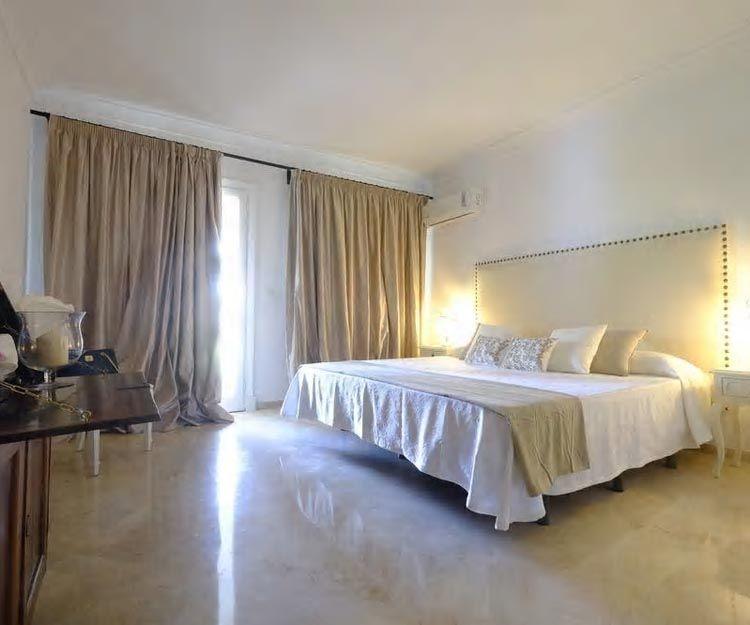 Reforma de habitaciones del hotel My Villa Alexandra