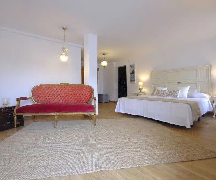 habitaciones del hotel My Villa Alexandra