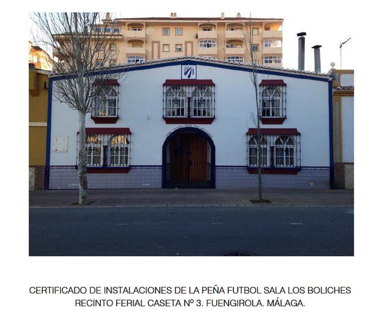 Certificado de antigüedad de edificios en Málaga