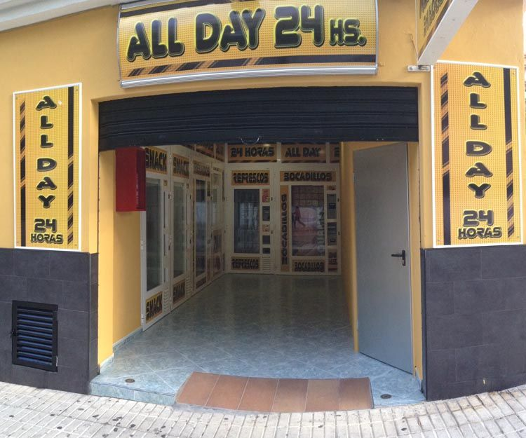 Proyecto de reformas del local Vending Fuengirola