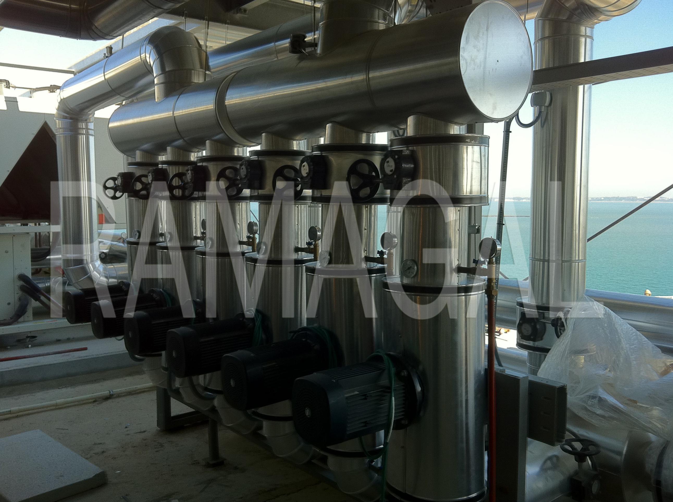 Foto 10 de Aislamientos acústicos y térmicos en  | RAMAGAL, S.C.