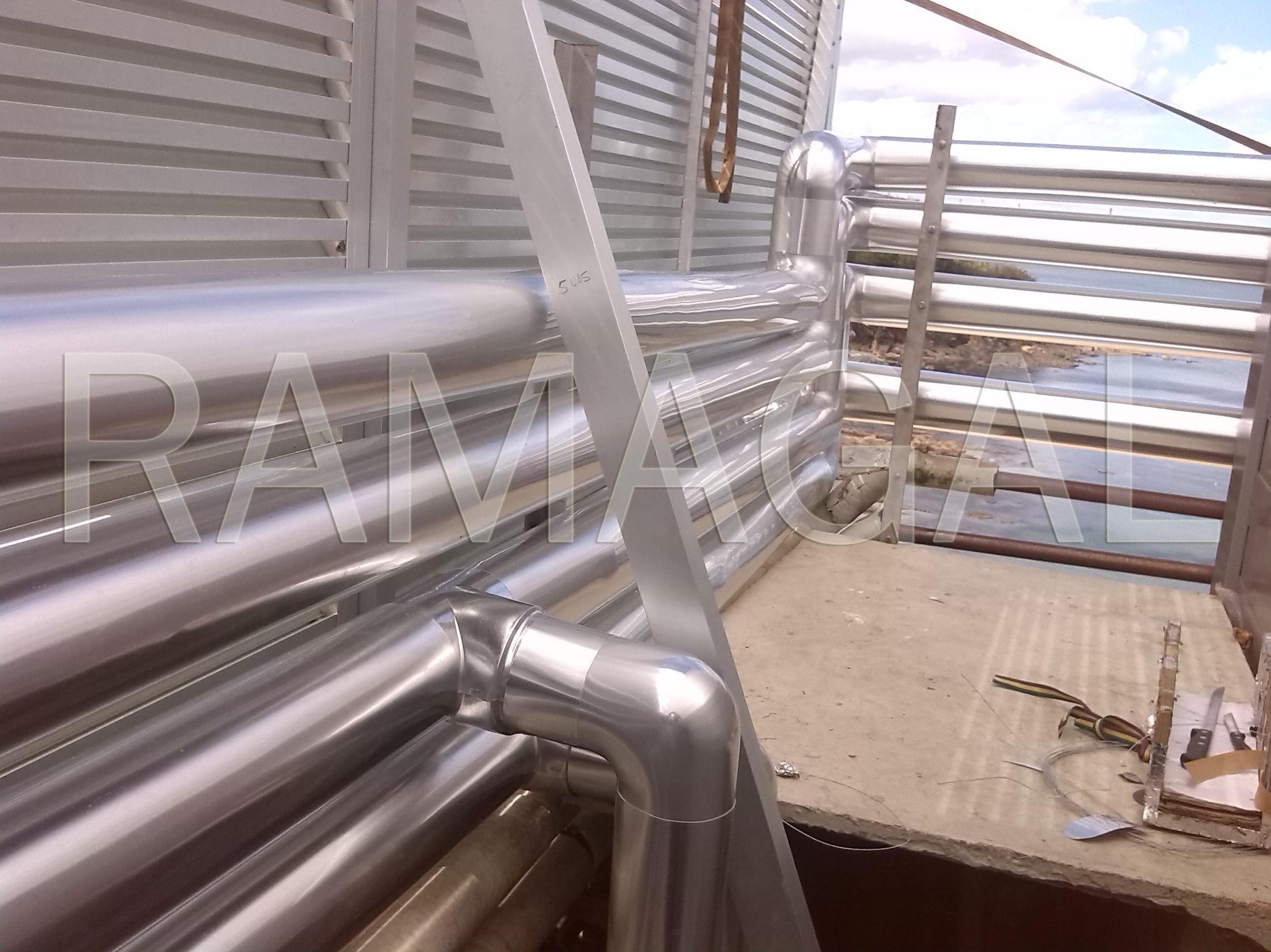 Foto 12 de Aislamientos acústicos y térmicos en  | RAMAGAL, S.C.