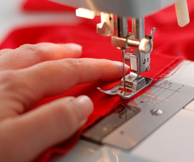 Accesorios y reparación de máquinas de coser