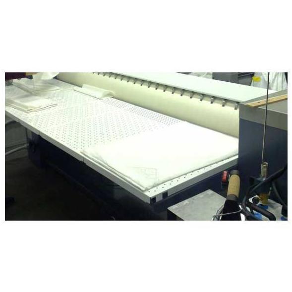 Preparación de puestos de costura: Máquinas de coser de Fermín Rey