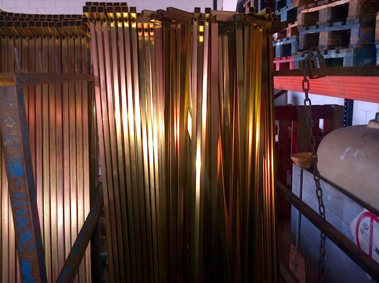Foto 4 de Galvanizados en Alcalá de Guadaíra | Industria Sevillana del Zinc, S.C.