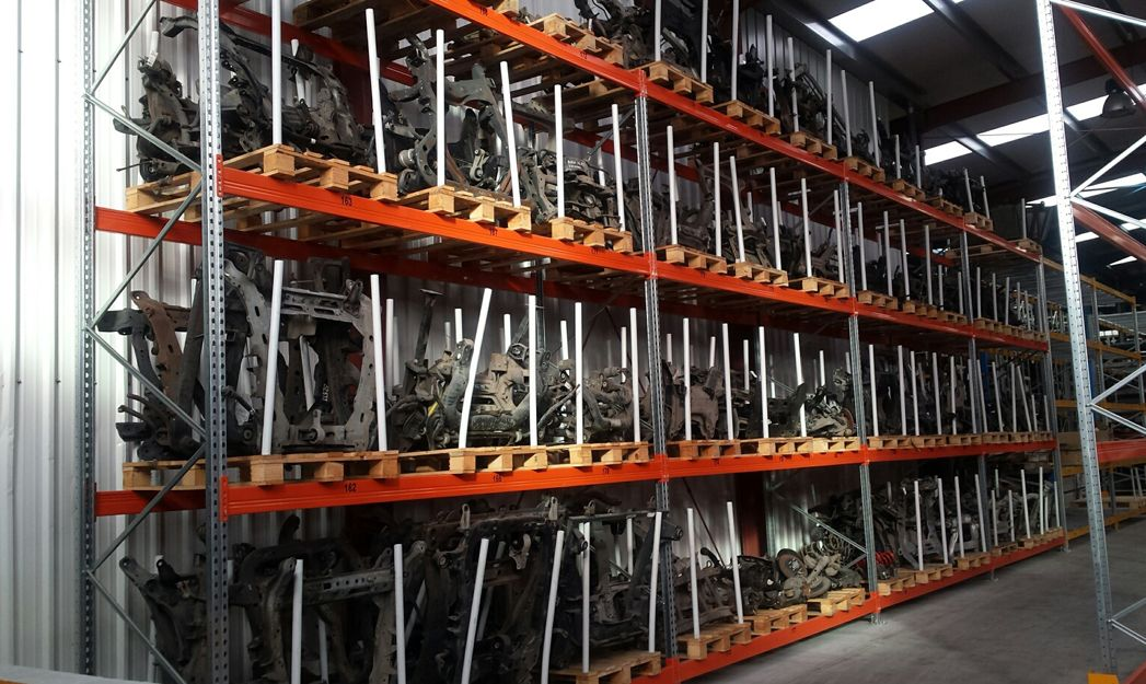 Desguace de vehículos y venta de piezas en Tineo, Asturias