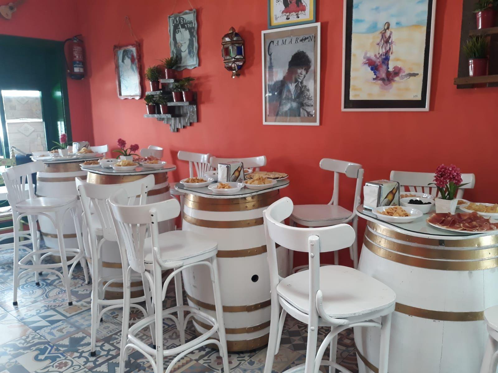 Bar de tapas en Costa Teguise