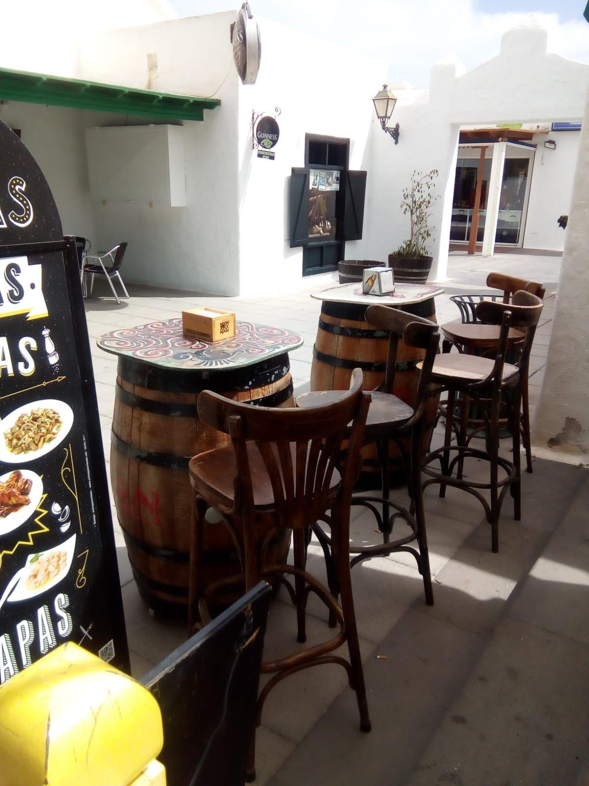 Tapas y flamenco en Costa Teguise