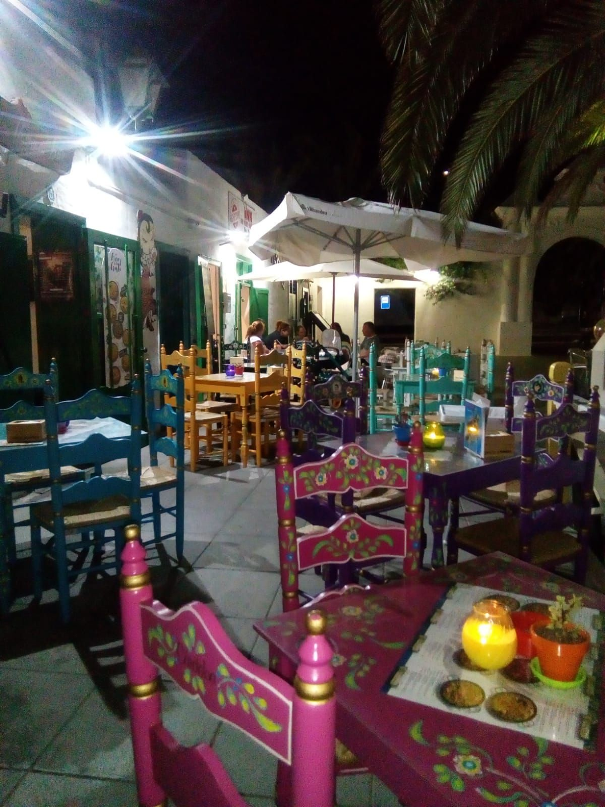 Bar de tapas y música flamenca en Costa Teguise