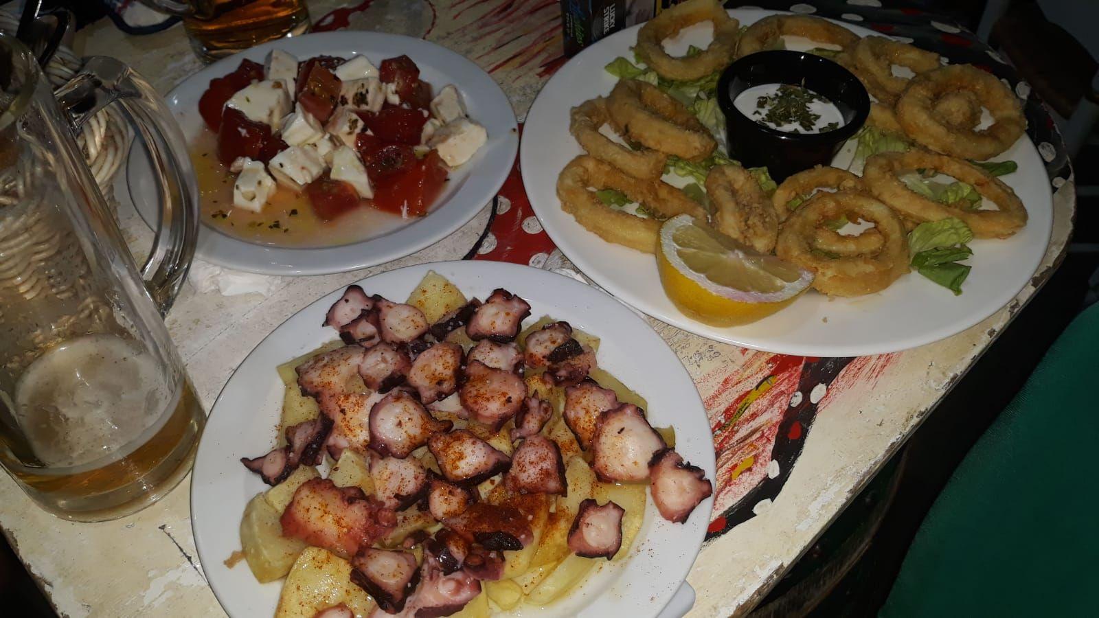 La mejores tapas andaluzas en Costa Teguise