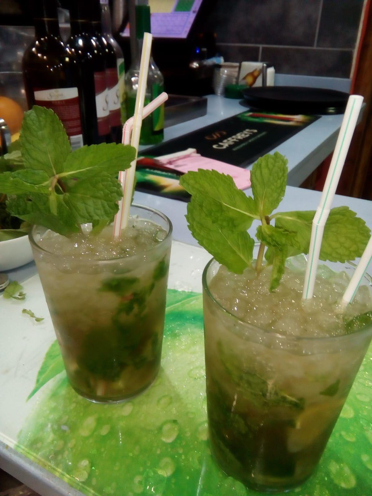 Tapas y cócteles en Las Palmas