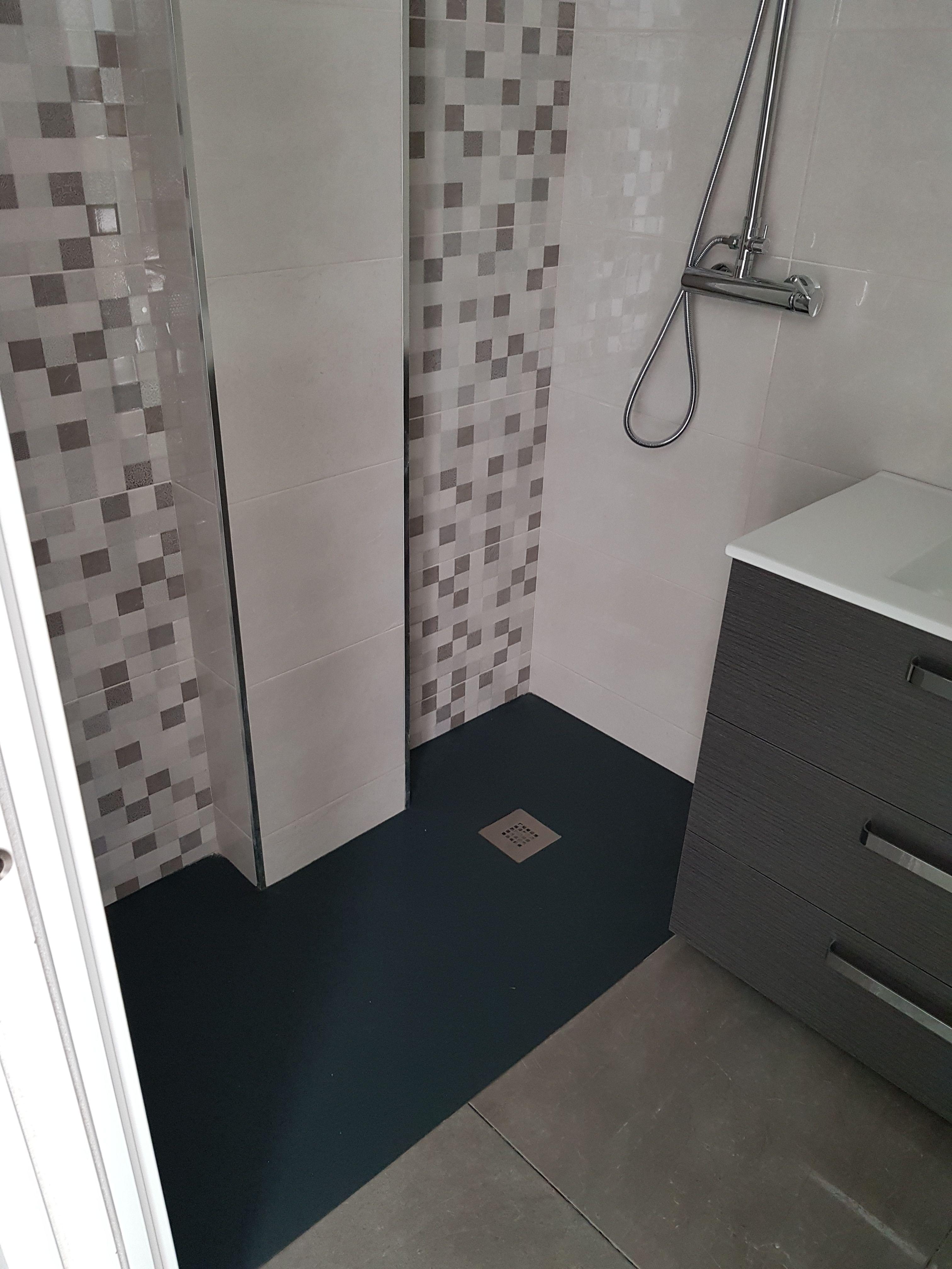 Cambio de bañera por ducha: Servicios de Coordinación y Ejecución de Obras