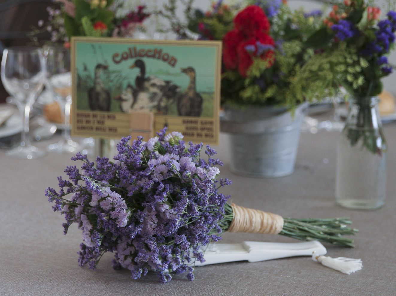 Empresa de catering para bodas en Segovia