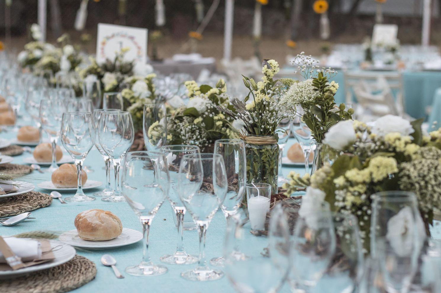 Catering para bodas en Ávila