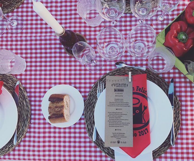 Catering para celebraciones en Ávila