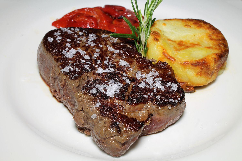 Carne de primera calidad en nuestros platos