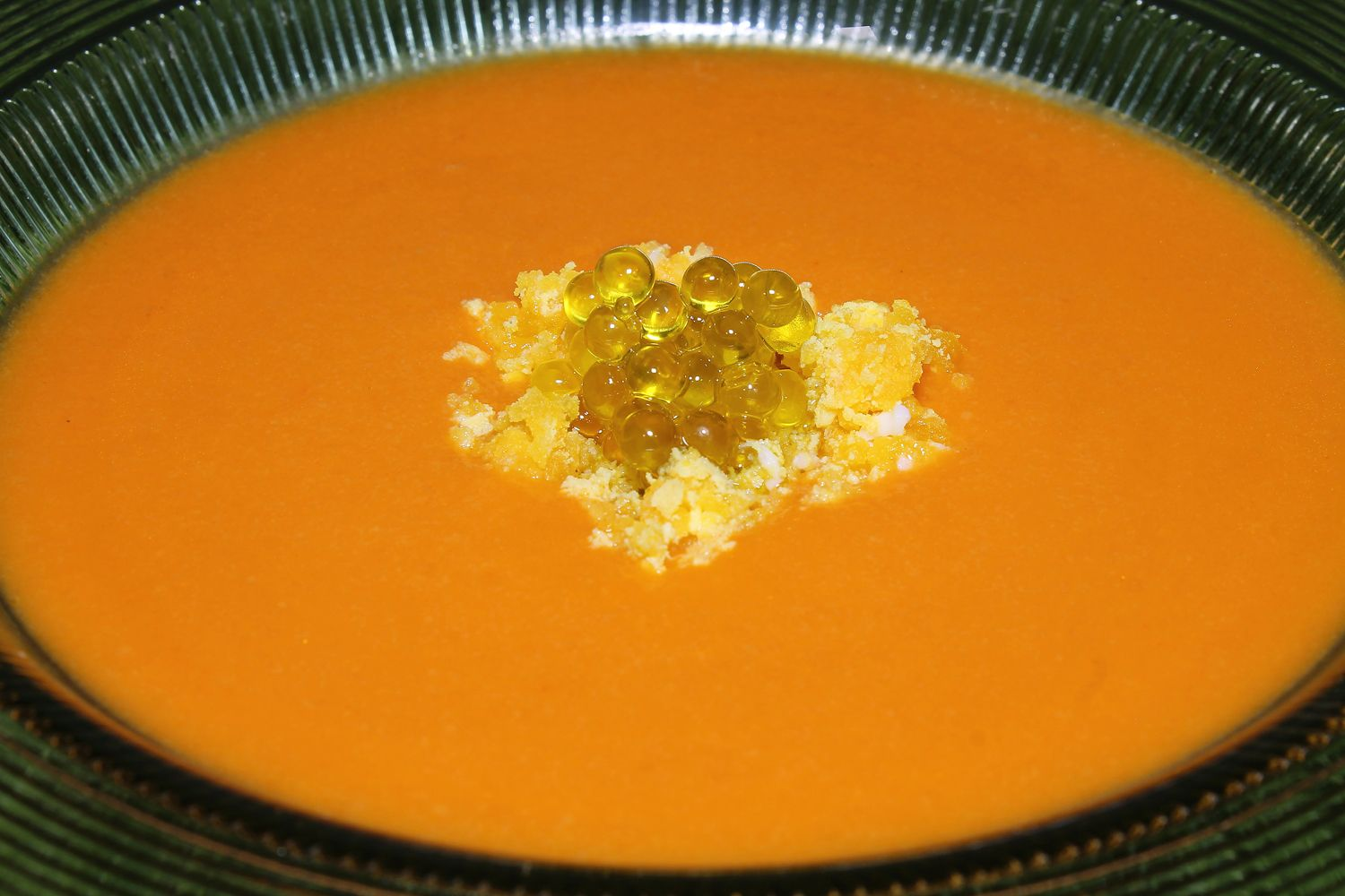 Exquisito salmorejo