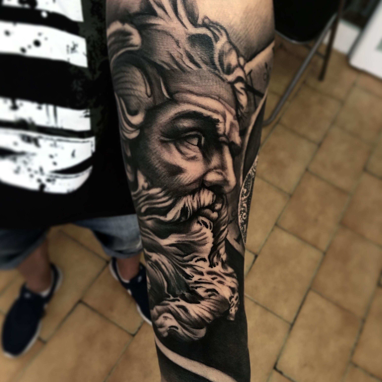 Tatuajes Realistas En Barcelona Tatuajes De Inksane Bcn Tattoo En
