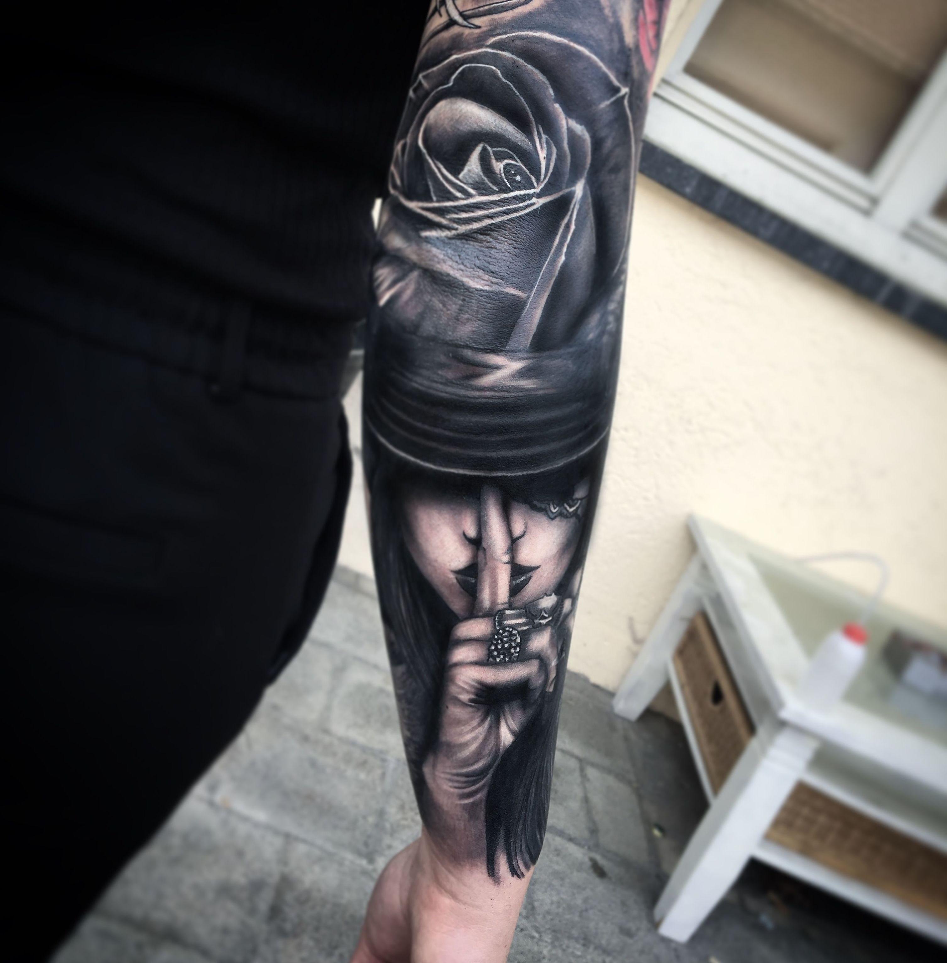 Dark tattoo Barcelona
