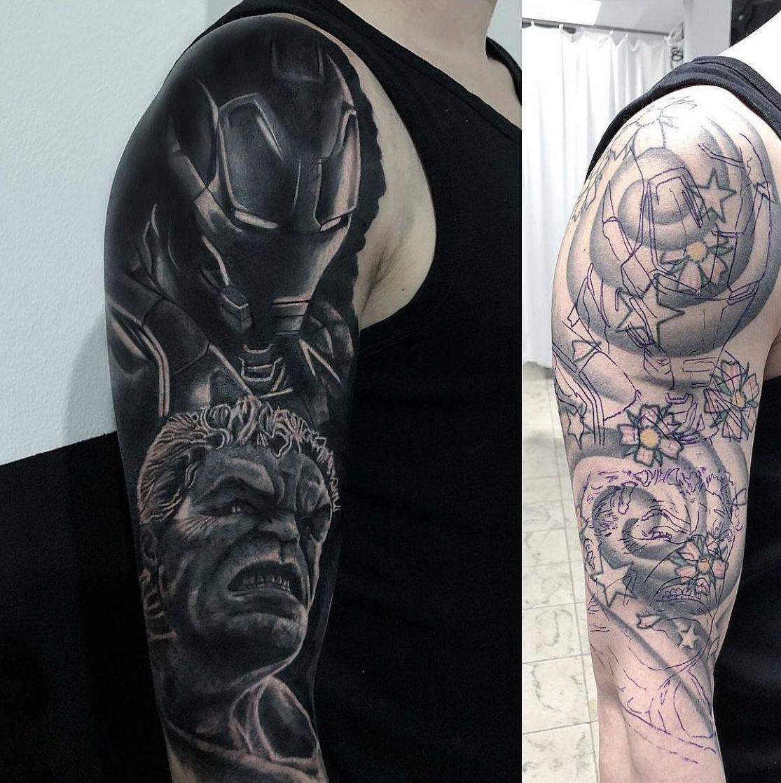 Covers de Tattoo: Tatuajes de Inksane BCN Tattoo en Barcelona