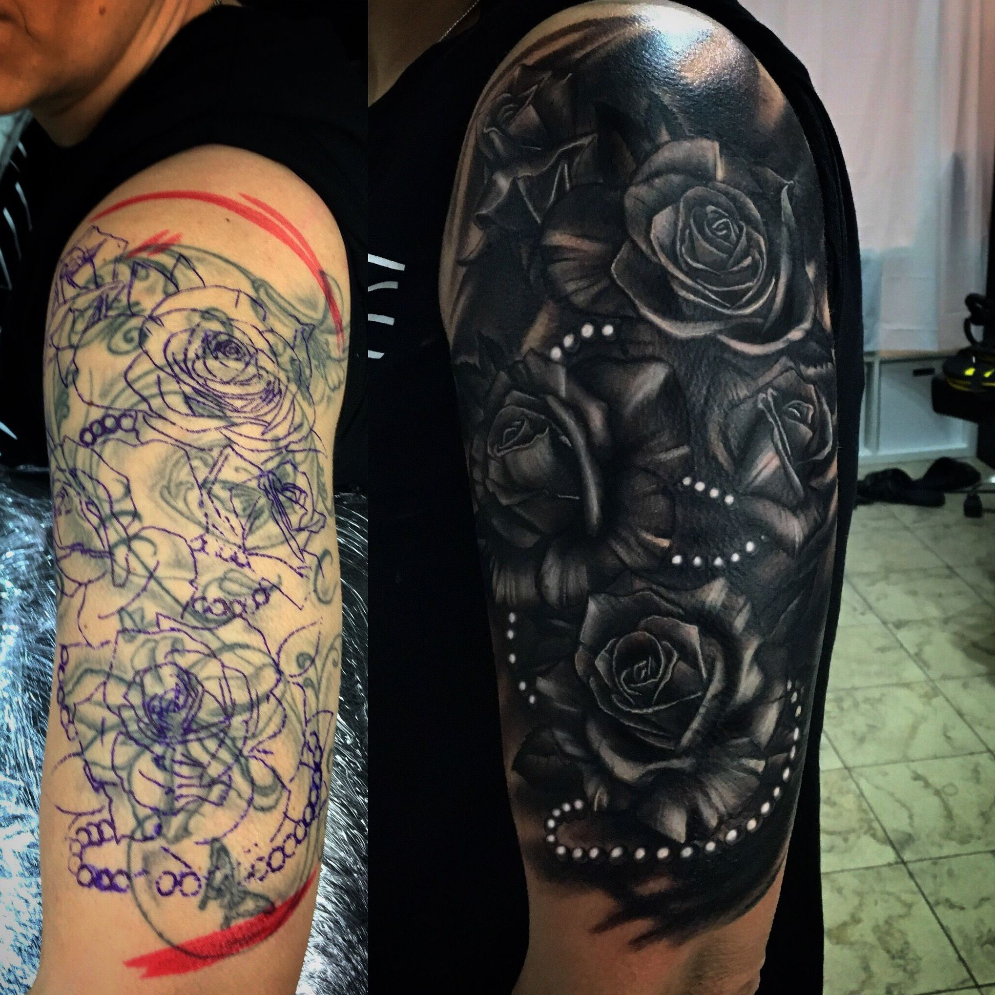 Cover Tattoo en Barcelona