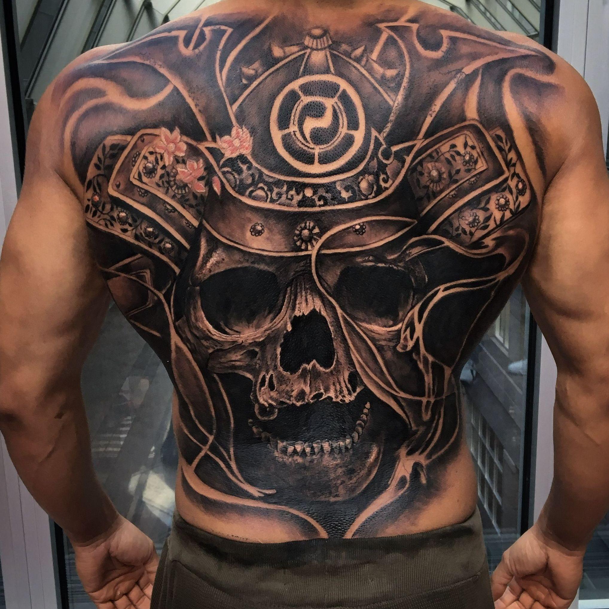 Tatuaje dark Barcelona
