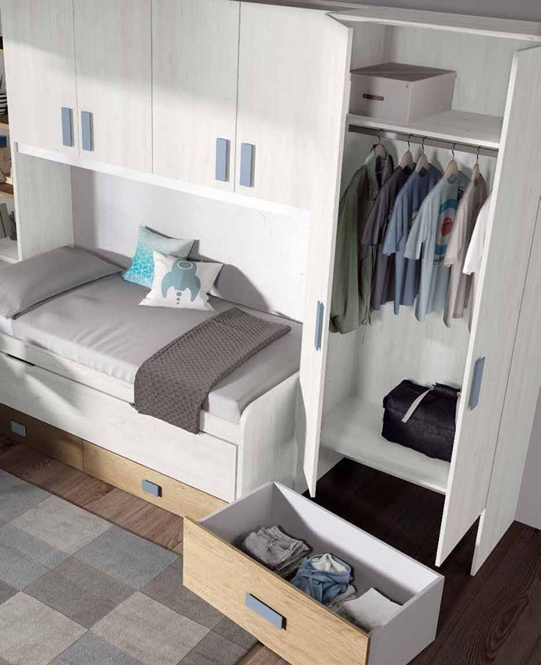 Dormitorio juvenil en Jaén