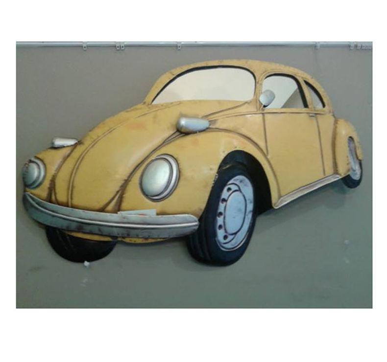 Figura en relieve de coche para habitación juvenil