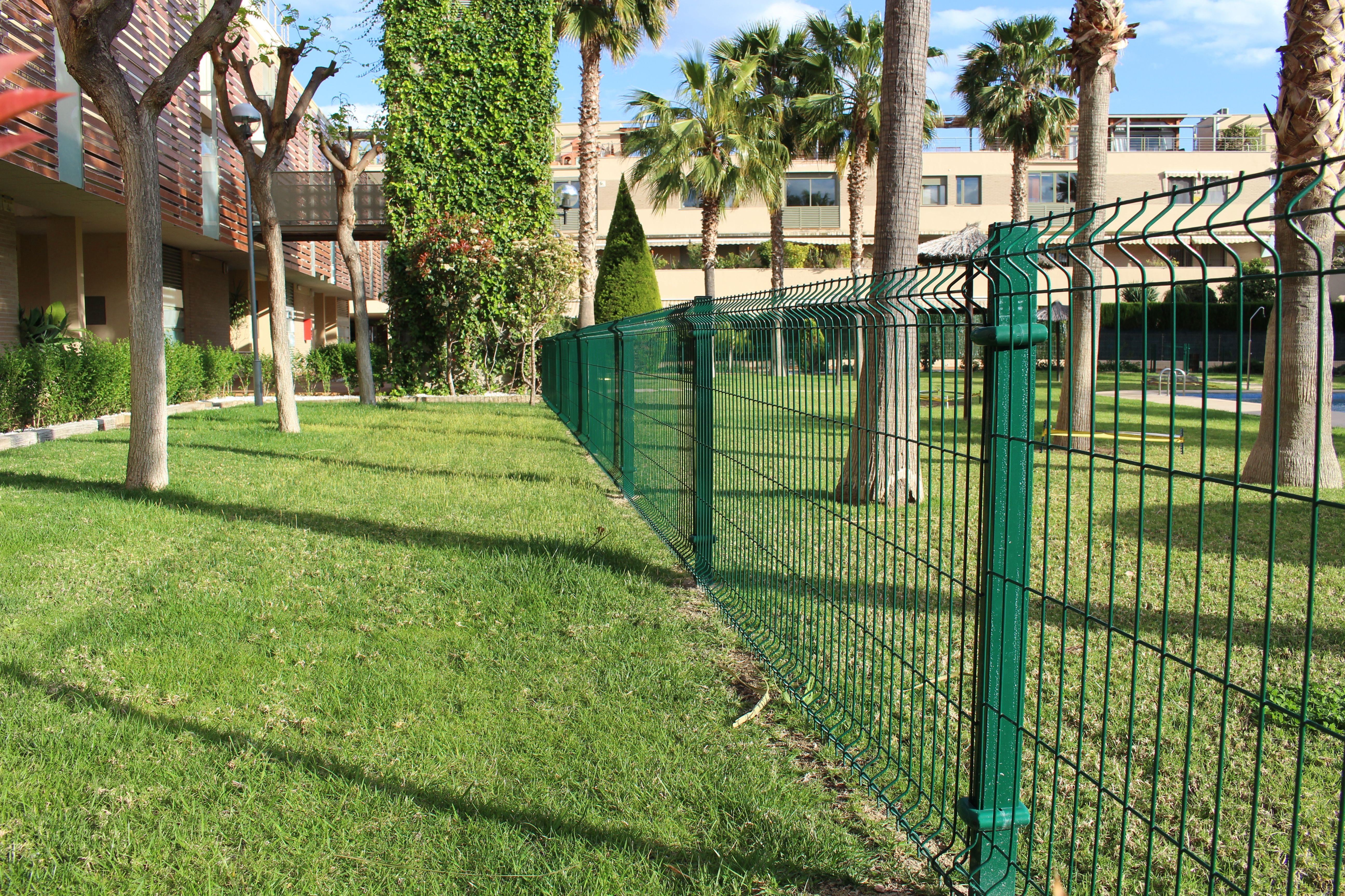 Vallados metálicos al mejor precio en Alicante