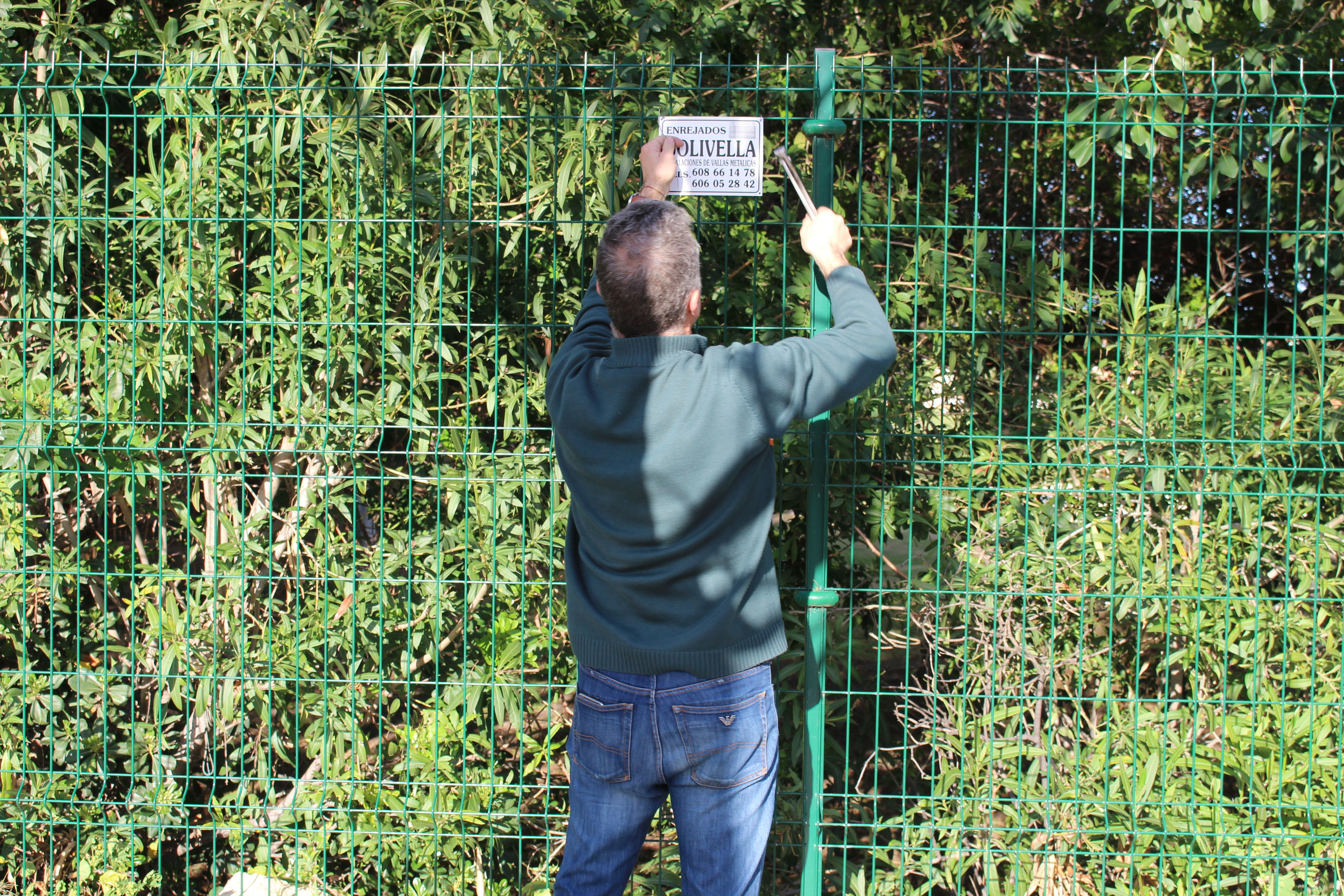 Amplia experiencia en la instalación de vallados metálicos en Alicante