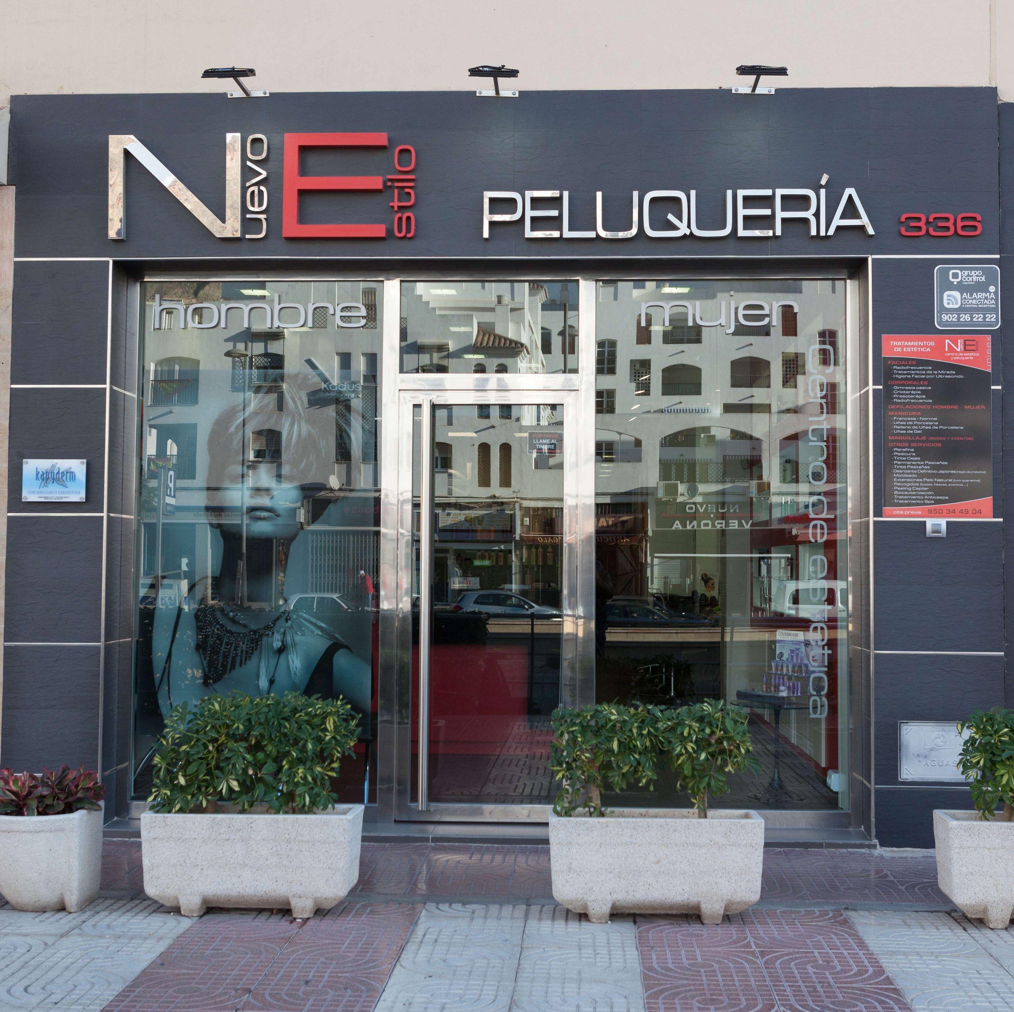 Peluquería Nuevo Estilo en Granada