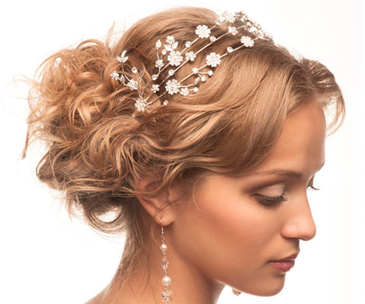 Special hairstyles for brides in Almería