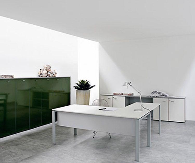 Mesa de oficina modelo Vista