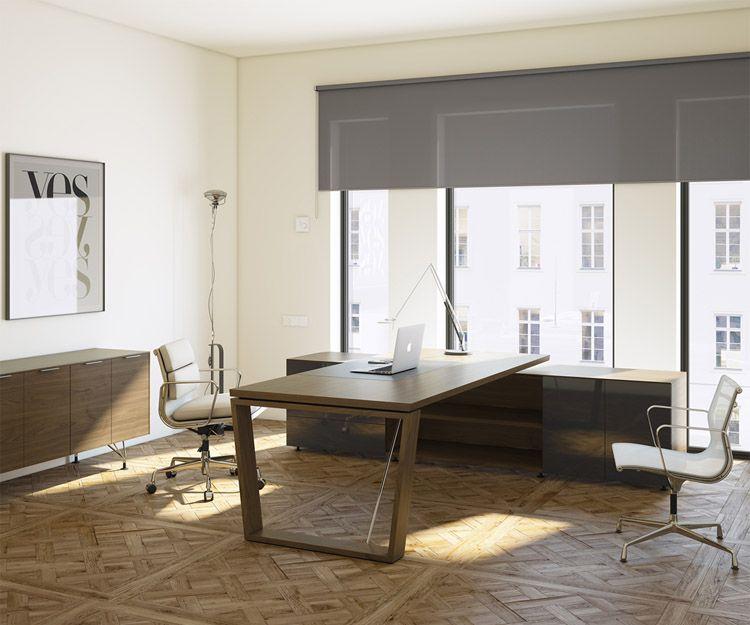 Mesa de despacho modelo W