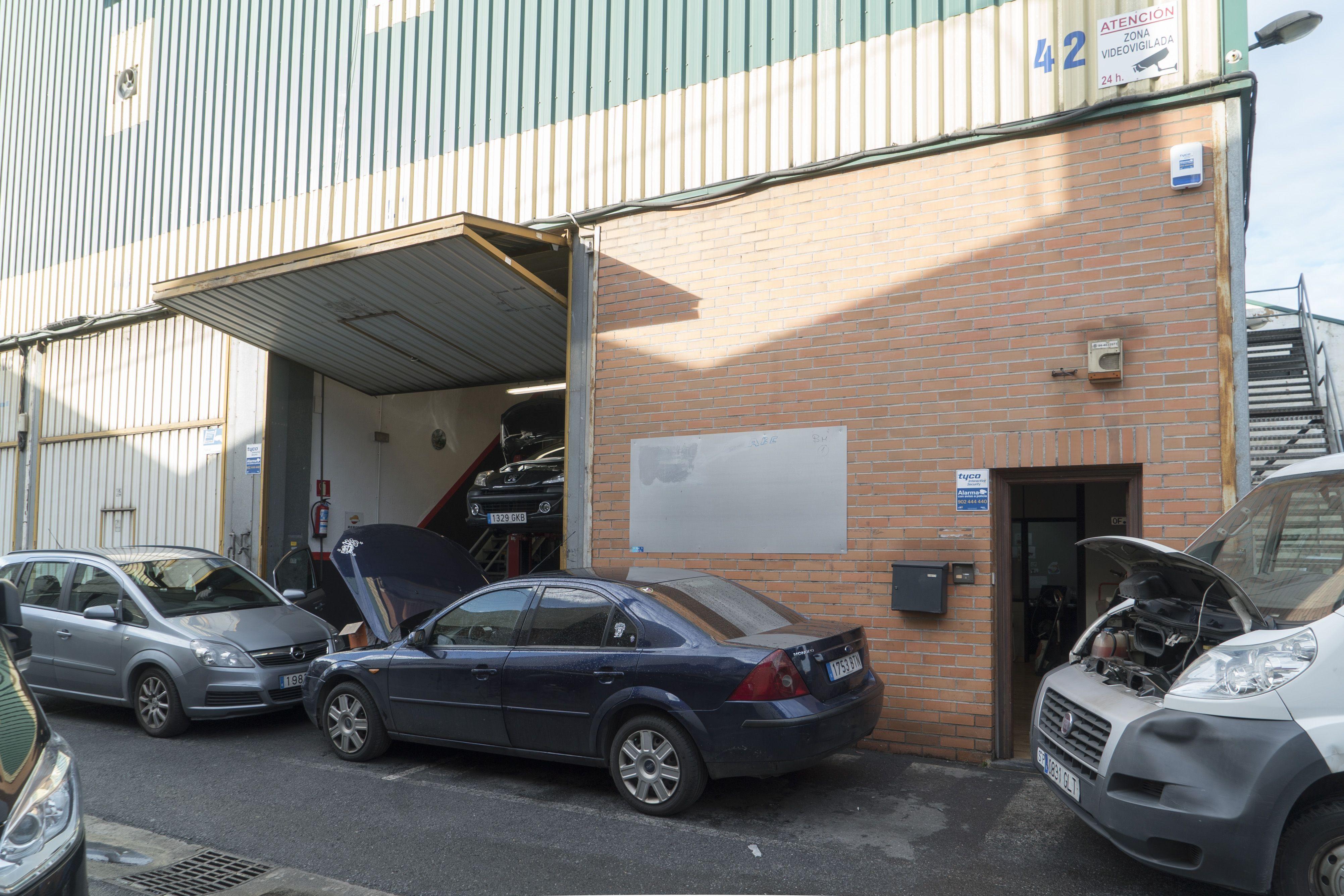 Taller mecánico low cost en Bilbao