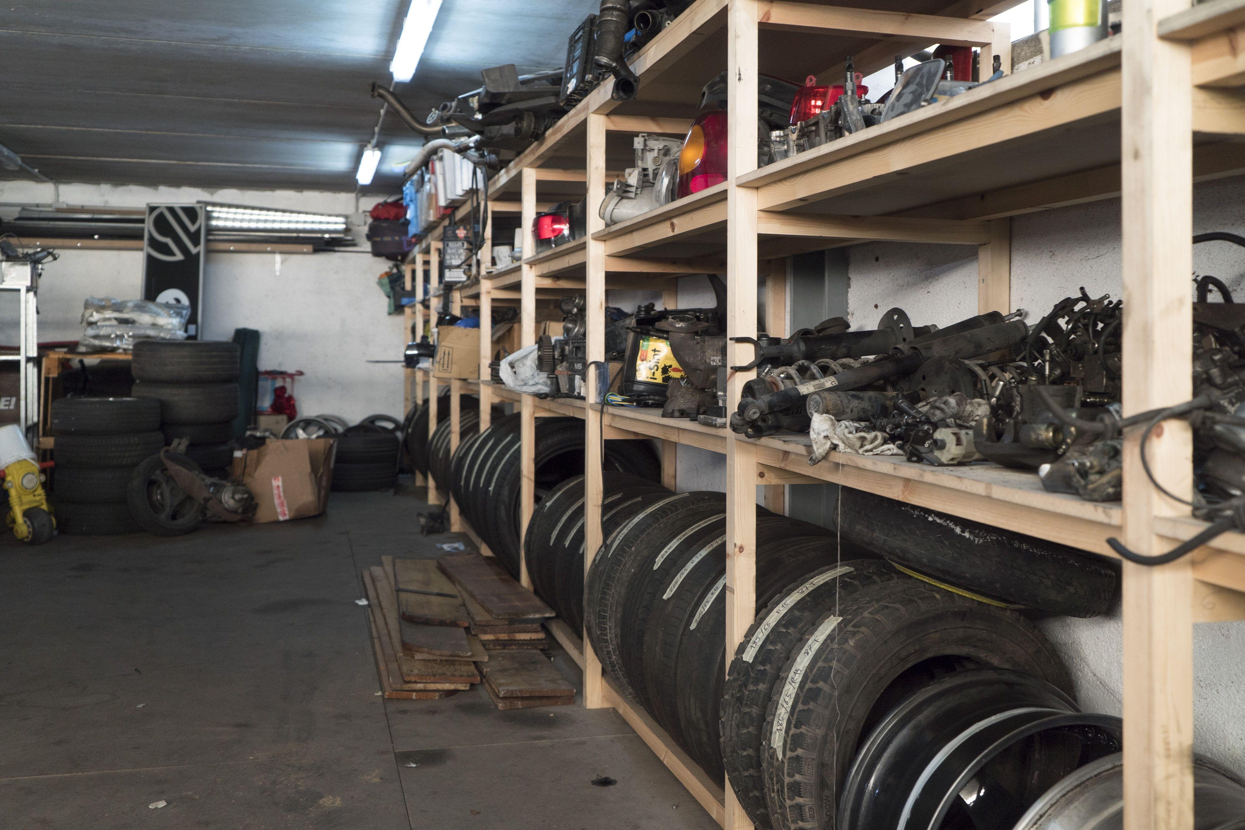 Venta de neumáticos en Bilbao