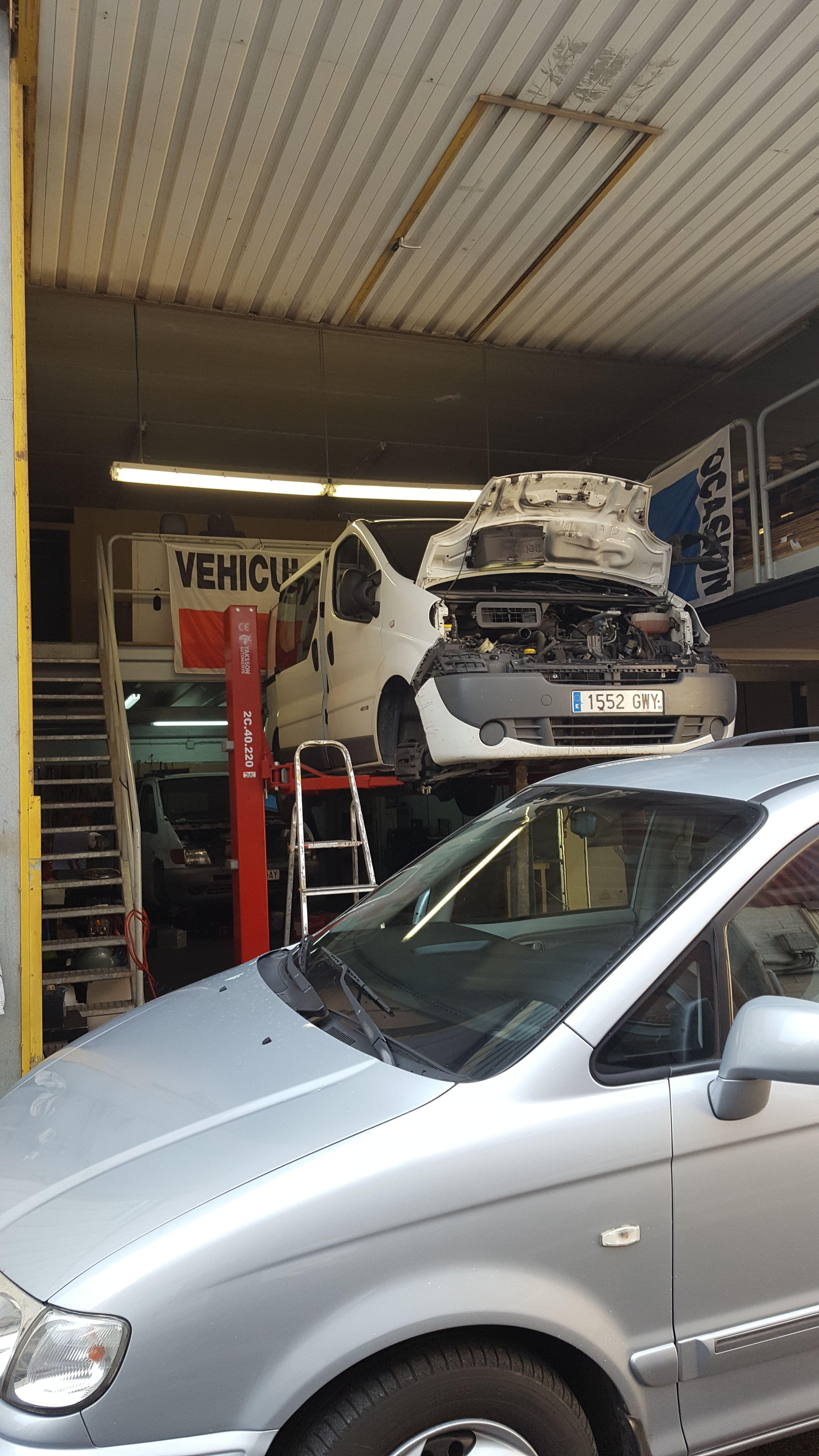 Taller: Servicios de Asua-Berri Motor Old School