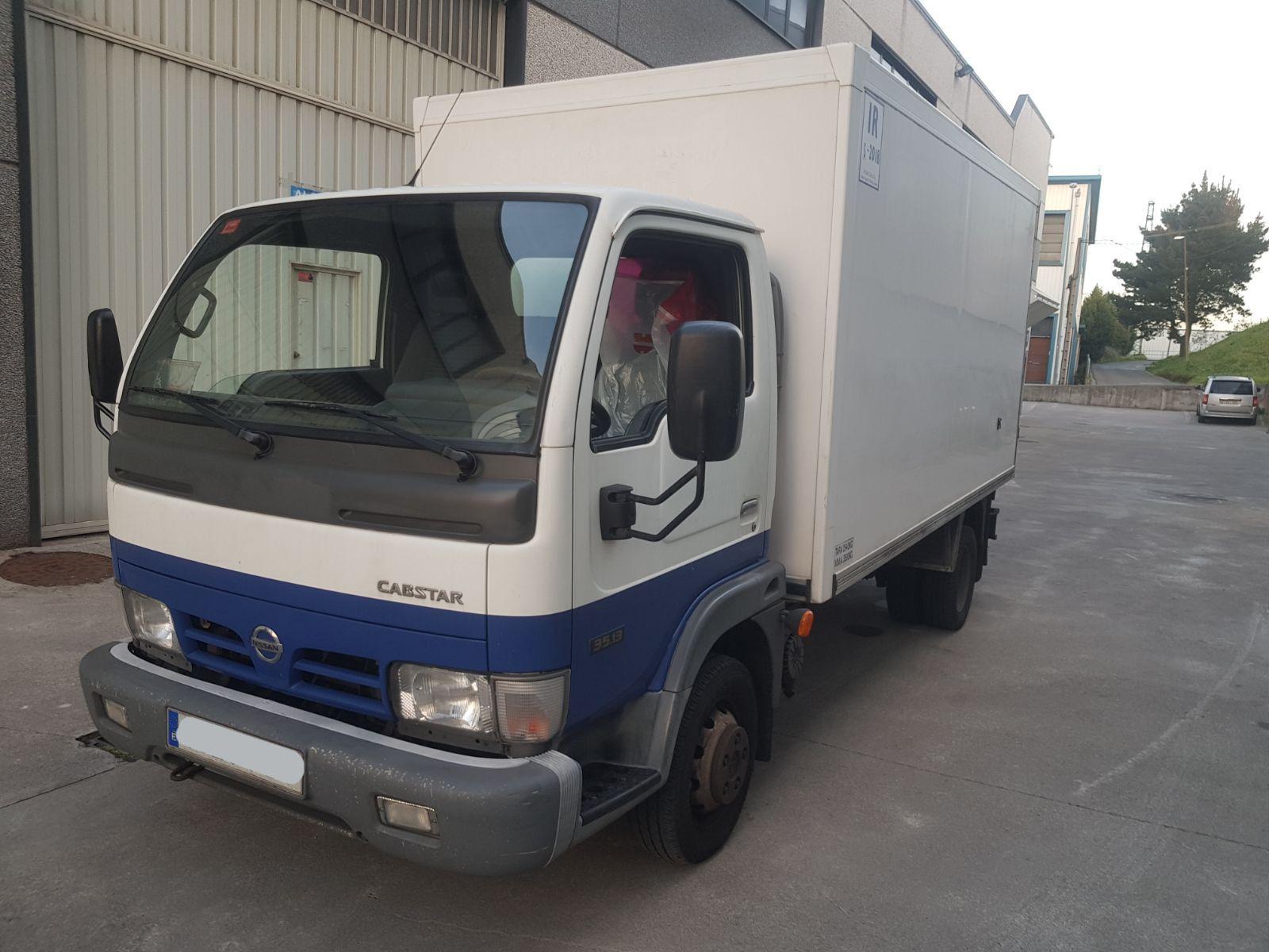 Vehículos para transporte el mejor precio en Bilbao