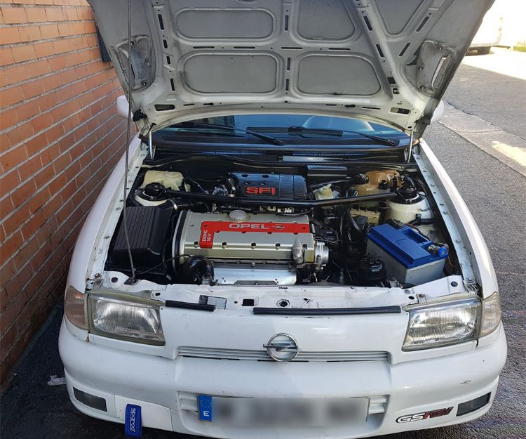 Mecánica del motor