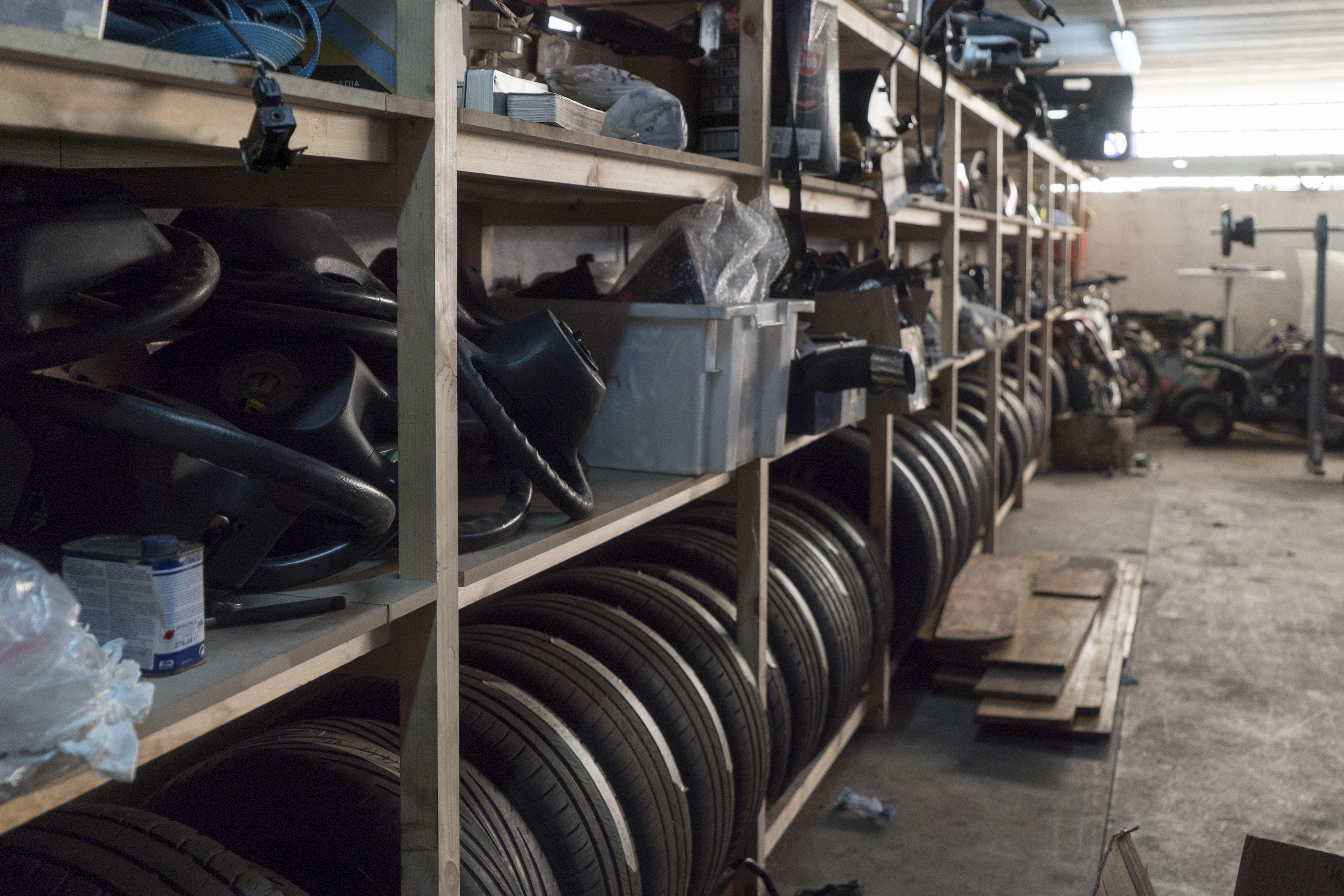 Taller de neumáticos en Bilbao