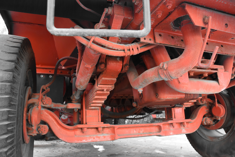 Reparación de maquinaria agrícola: Servicios de Asua-Berri Motor Old School