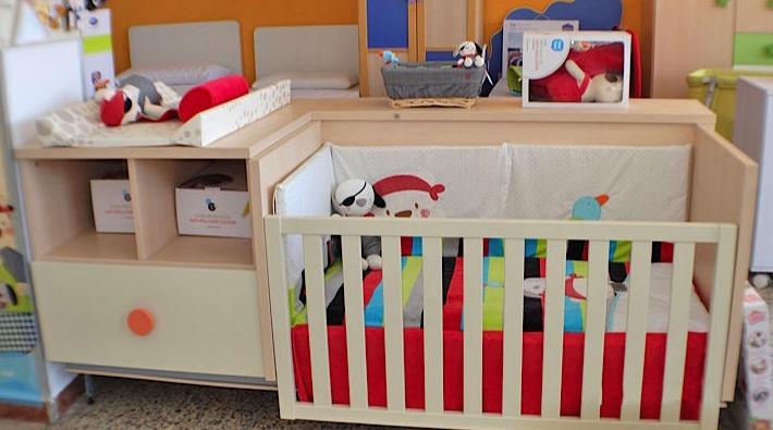 Mobiliario de habitación para bebé