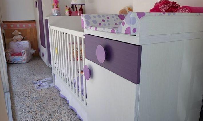 Habitaciones para bebé de diversos estilos