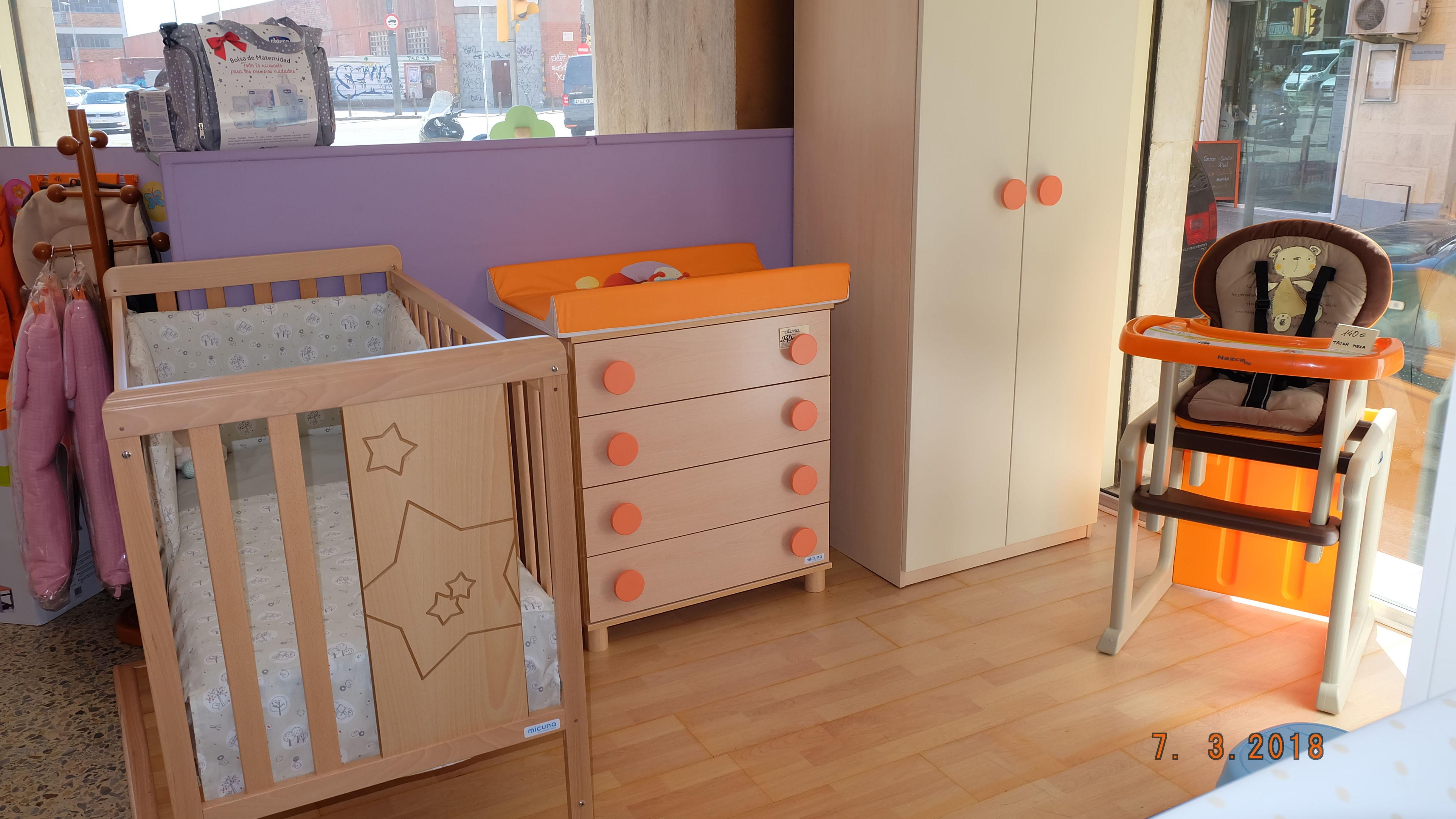 Foto 43 de Mobiliario infantil en L'Hospitalet de Llobregat | Materna|Productos para bebé con los precios más bajos