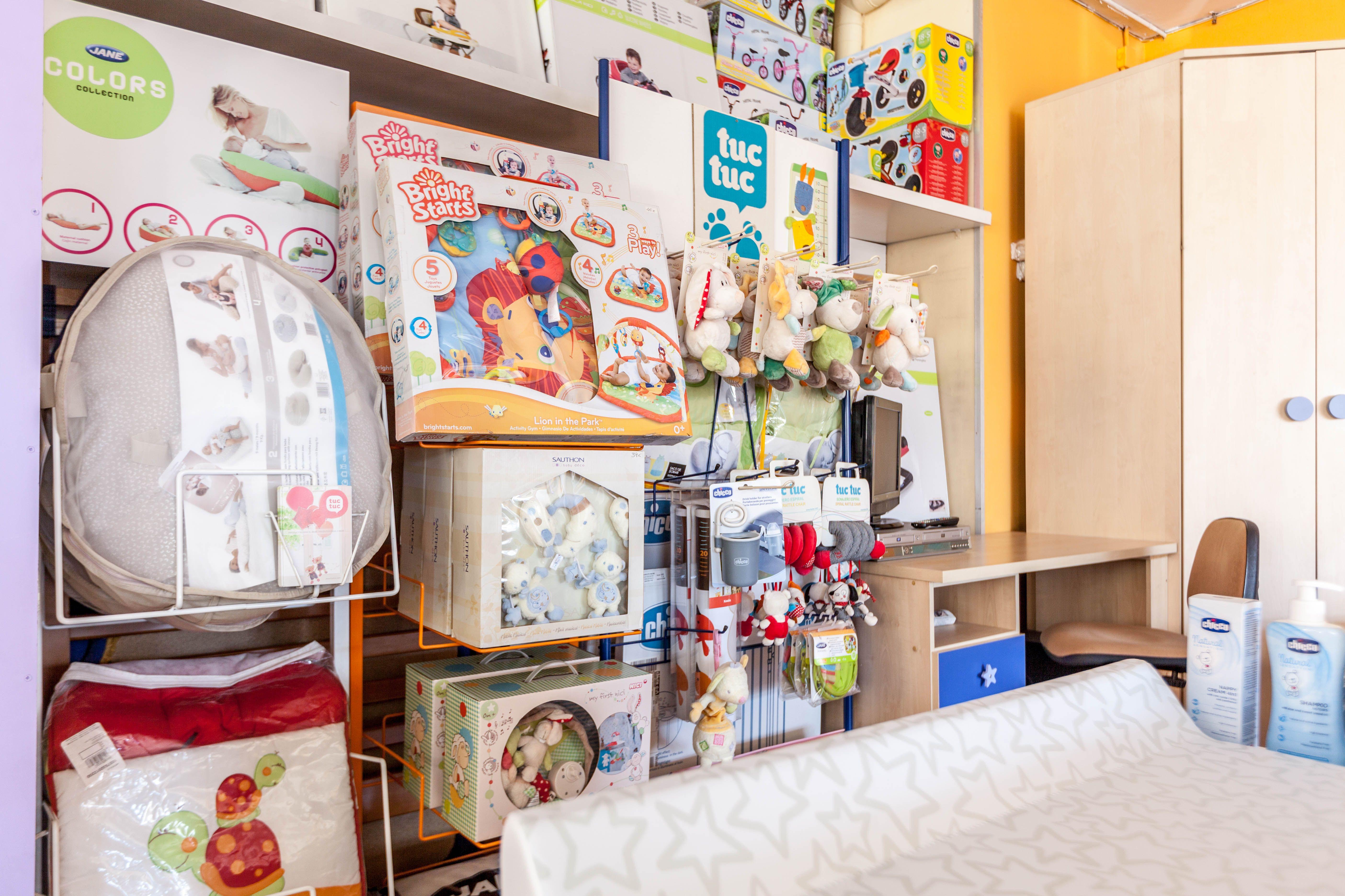 Foto 5 de Mobiliario infantil en L'Hospitalet de Llobregat | Materna|Productos para bebé con los precios más bajos
